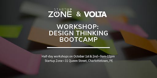 Corporate Innovation Workshop: Design Thinking Bootcamp