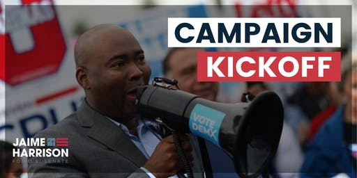 Jaime Harrison Campaign Kickoff