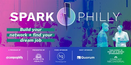 Spark Philly tickets