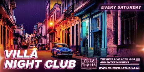 Villa Night Club 28-9 tickets