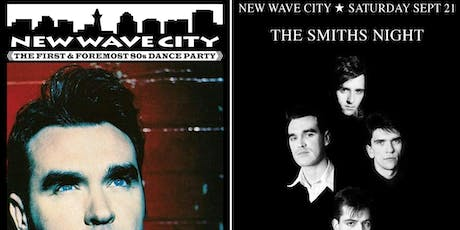 2 for 1 admission to Smiths night Sep 21 tickets