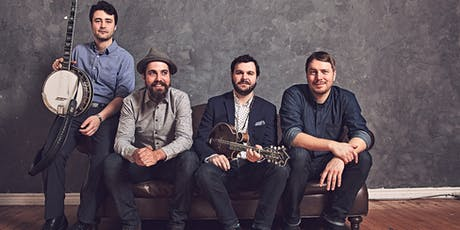 The Slocan Ramblers tickets