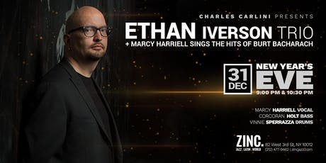 New Year's Celebration with Ethan Iverson tickets