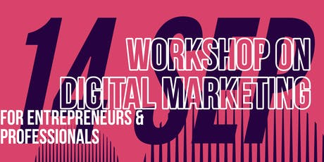 Digital Marketing Hands on Workshop for professionals and entrepreneurs V1.3 ( Newry edition ) tickets