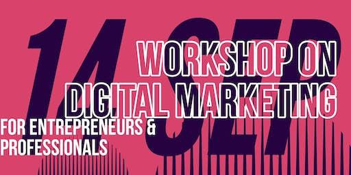 Digital Marketing Hands on Workshop for professionals and entrepreneurs V1.3 ( Newry edition )