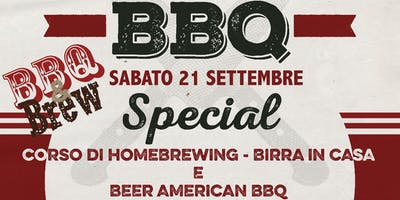 CORSO DI HOMEBREWING & BEER AMERICAN BBQ