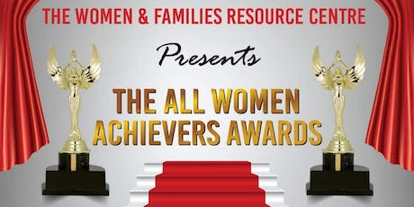 All Women Achievers Awards  tickets