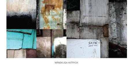 WHYART Anna Kollberg, Mänskliga avtryck – Fotografik på Galleri Upsala tickets