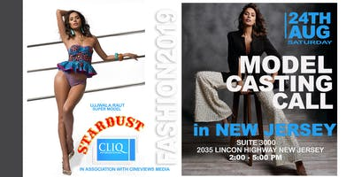 MODEL CASTING IN CENTRAL NEW JERSEY