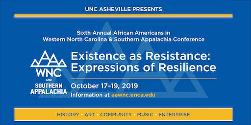 African Americans in WNC & Southern Appalachia Conference