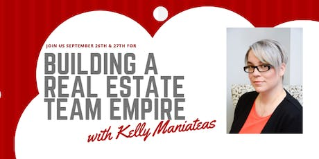 Building a Real Estate Team Empire tickets