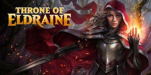 MTG: Throne of Eldraine Prerelease