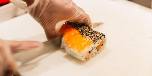 KAGI Bar - Sushi Workshop 20.09.2019