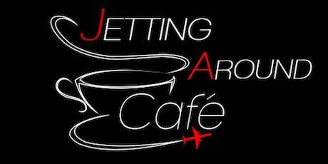 JA Café: Travel Talk Over Coffee (Chicago) tickets