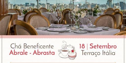 Chá Beneficente Abrale Abrasta - Terraço Itália