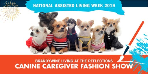 Canine Caregiver Fashion Show