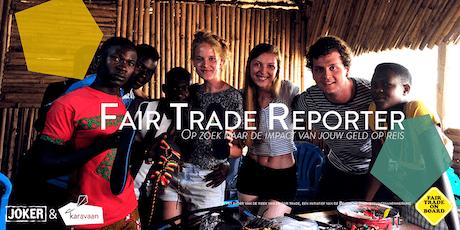 Fair Trade Reporter Oeganda - De impact van jouw geld op reis tickets