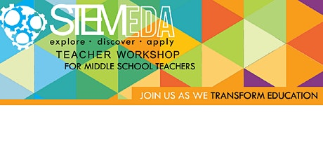 STEM EDA Teacher Professional Development tickets