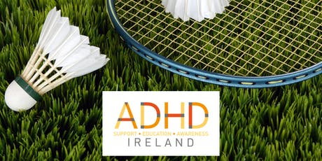 Adult Badminton Classes with ADHD Ireland tickets