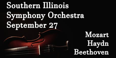 Southern Illinois Symphony Orchestra tickets