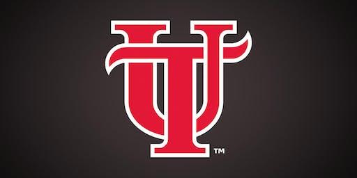 University of Tampa College Rep Visit