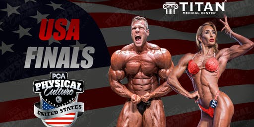 PCA USA Finals