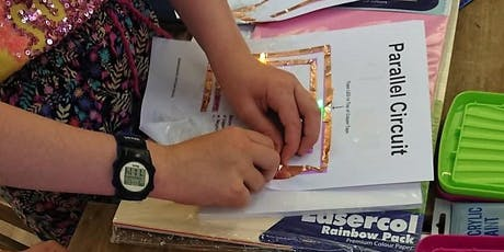 Paper Circuits tickets