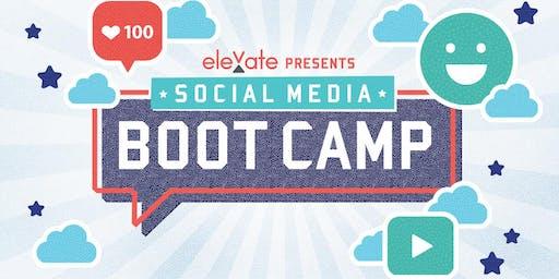 Selma, TX - SABOR - Social Media Boot Camp 9:30am OR 12:30pm