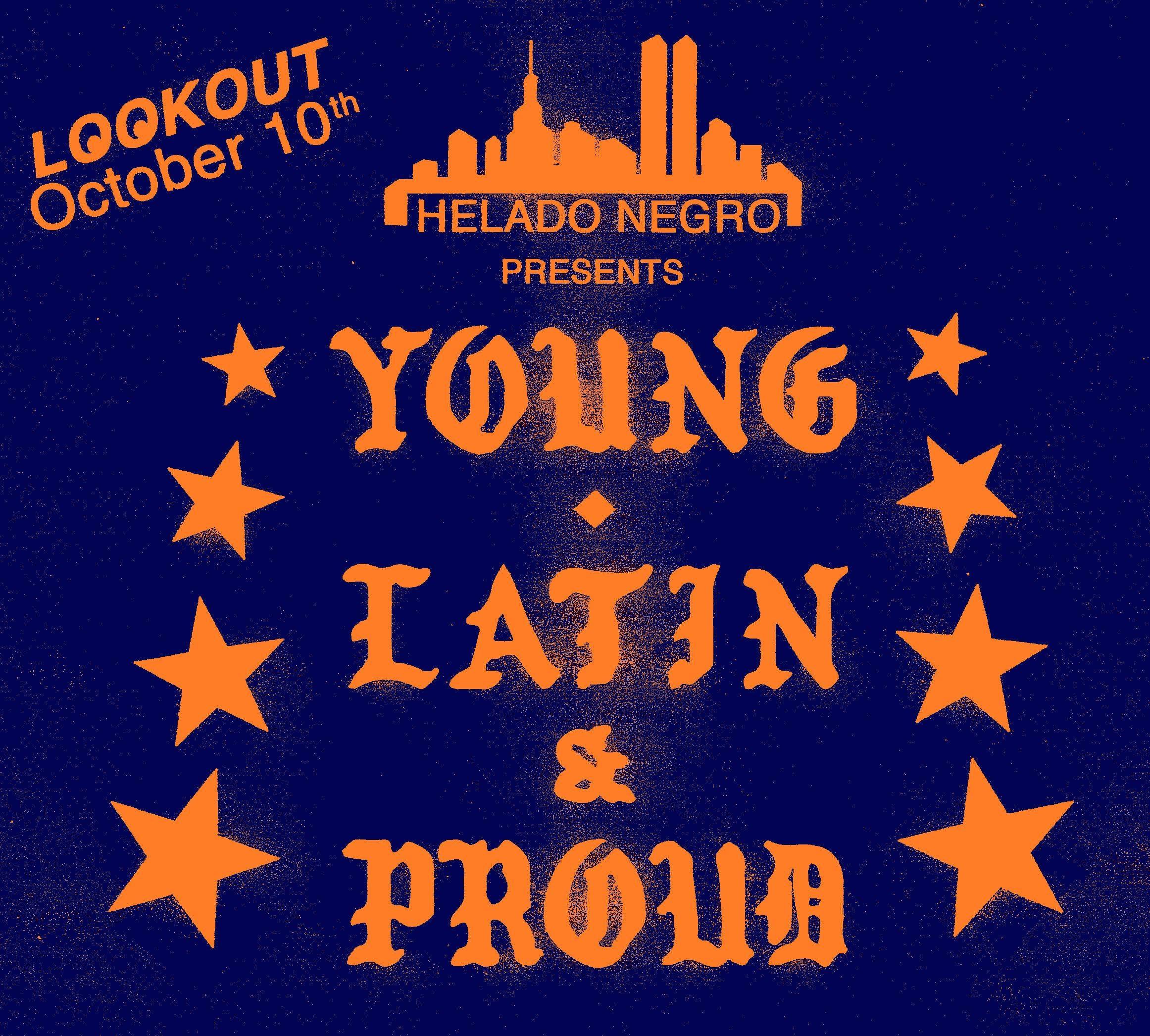 Helado Negro Presents: Young Latin & Proud w/ La Orquesta Triunfadora, Xenia Rubinos, Combo Chimbita, Helado Negro, Papi Juice, RIOBAMBA, Bembona