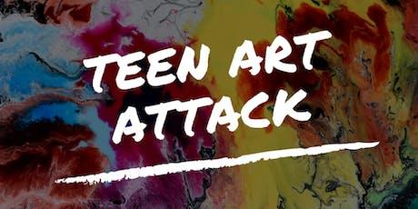 Teen Art tickets