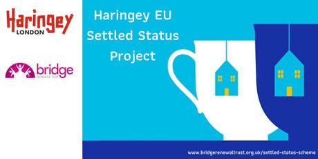Haringey EU Settled Status Open Day tickets