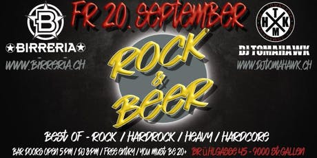Best of Rock mit DJ Tomahawk tickets