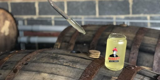 Buskey Cider Barrel Tasting Experience
