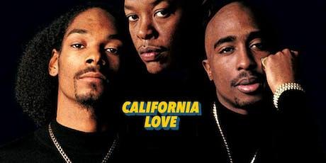California Love (90s/00s Hip Hop & R&B) Manchester tickets