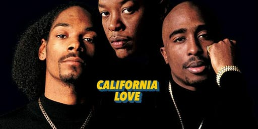 California Love (90s/00s Hip Hop & R&B) Glasgow