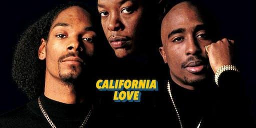 California Love (90s/00s Hip Hop & R&B) Edinburgh