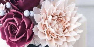 Flores de azúcar