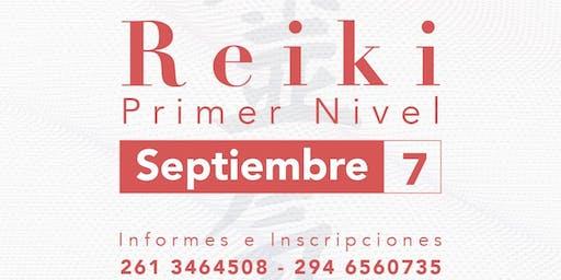 Iniciación en el Primer Nivel de Reiki (Mendoza)