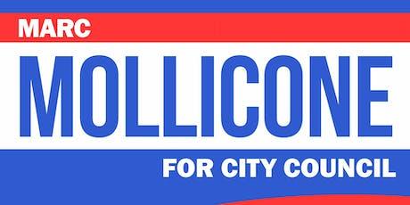 Marc Mollicone Campaign Fundraiser tickets