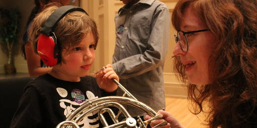 Sensory Friendly Saturday | Ann Arbor Symphony Orchestra Chamber Concert