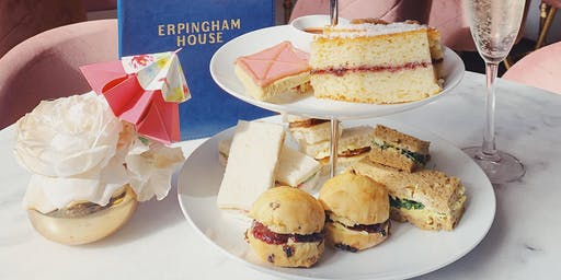 Mary Poppins Afternoon Tea At Erpingham House