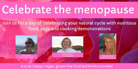 Celebrate the Menopause tickets