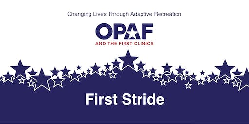 First Stride - Professional Registration with Amputee Prosthetic Clinic