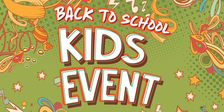 Back to School Kids Event  tickets