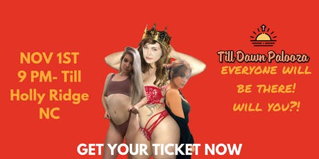 Till Dawn Palooza | Can You Party Till Dawn? tickets