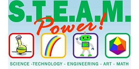 STEAM Power: Lakewood Park Branch Library tickets