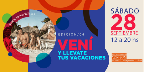 Feria Viajar tickets