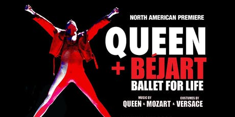 Queen + Béjart: Ballet For Life – Festival Opening Night | 2019 SFDFF tickets