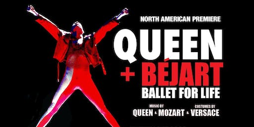 Queen + Béjart: Ballet For Life – Opening Night | 2019 SF Dance Film Festival
