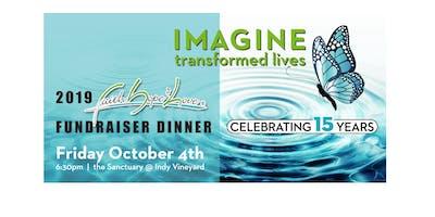 2019 Faith, Hope and Love Fundraiser Dinner: Imagine Transformed Lives